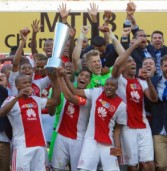 Plaudits pour in for champions Ajax