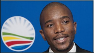 Democratic Alliance (DA) leader Mmusi Maimane