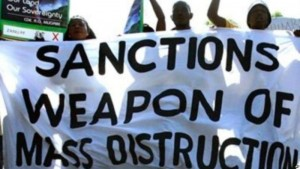 US economic sanctions hurt Zimbabwe, African Union, SADC, civic society and churches condemn the evil sanctions