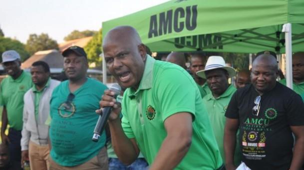 Miners union warns of another 'Marikana'
