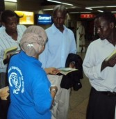 East African migrants stranded en-route to SA