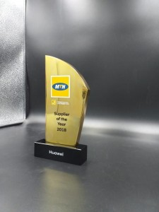 MTN Awards Huawei Supplier of the Year 2018 and Best Innovation 2018