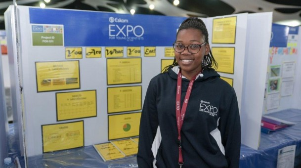 Schoolgirls put SA on the global science map