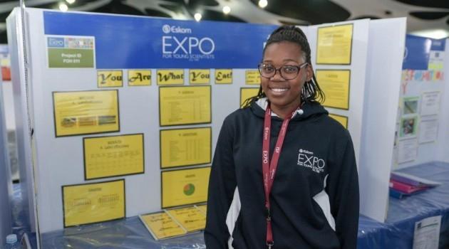 Schoolgirls put SA on the global science map