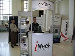 Internet Week (iWeek) comes to Johannesburg, South Africa. Photo, file picture