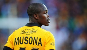 Zimbabwe Warriors captain Knowledge Musona