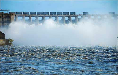 No research on water despite persistent drought