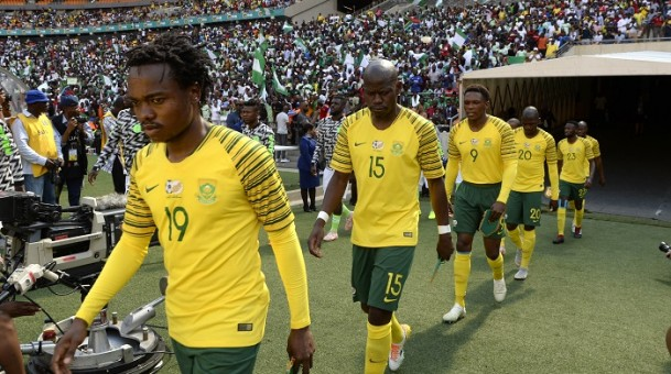 Underdog tag sticking out of SADC sides at Afcon 2019