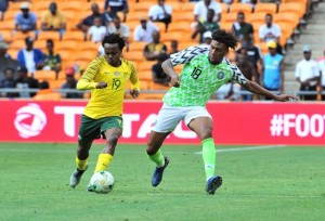 Nigeria versus South Africa football rivalry takes centre stage in AFCON encounter tonight