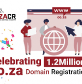 Iconic co.za leaps over 1 million registrations