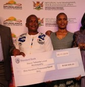 Mpumalanga's greenest municipality revealed
