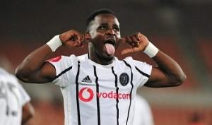 Orlando Pirates and Malawi international, Gabadinho Mhango