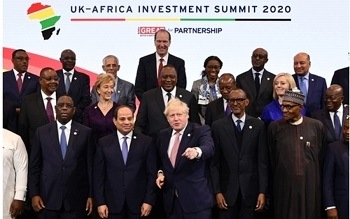 UK seeking bigger trade ties with Africa