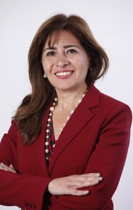 Cisco Vice President for Middle East and Africa (EMA) region, Reem Asaad