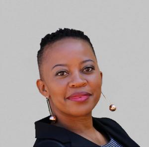 Standard Bank Head of Client Solutions and Small Enterprises, Belinda Rathogwa