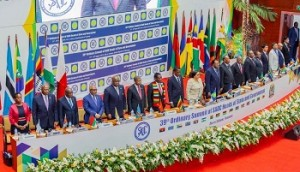 Southern Africa come together to fight coronavirus pandemic. File photo for SADC leaders