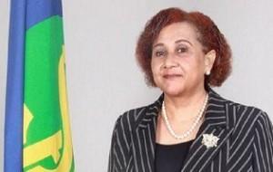 SADC Executive Secretary, Dr Stergomena Lawrence Tax