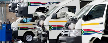 Multimillion-dollar taxi loan boosts SA industrialisation