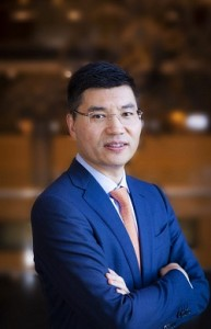 Chen Lei, President of Huawei Southern Africa Region
