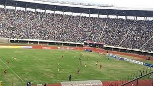 National Sports Stadium (NSS) in Harare, Zimbabwe