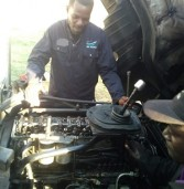Veteran Kapini trades his gloves for spanners