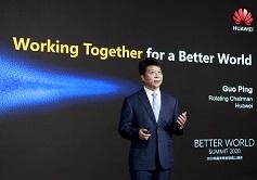 Huawei's Rotating Chairman, Guo Ping