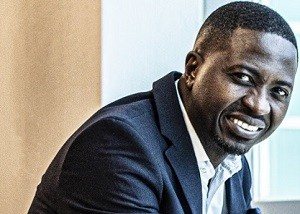 MTN South Africa Chief Officer for Mobile Financial Services, Felix Kamenga