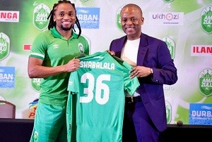 Former Bafana Bafana and Kaizer Chiefs midfielder Siphiwe Tshabalala joins AmaZulu FC