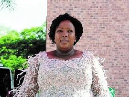 Refilwe Mtsweni-Tsipane