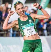 Premier women's athletics event goes rural