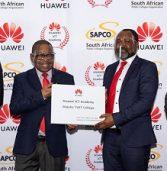 Huawei spends R7 million in SA bursaries