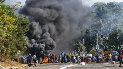 Raising South Africa from the ashes of unrest
