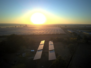 First project in SA switch to solar complete