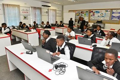 Girls' massive uptake of STEM fields