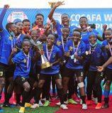 Tanzania makes greatest strides in women's football