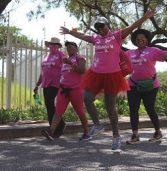 Walk against breast cancer a roaring success